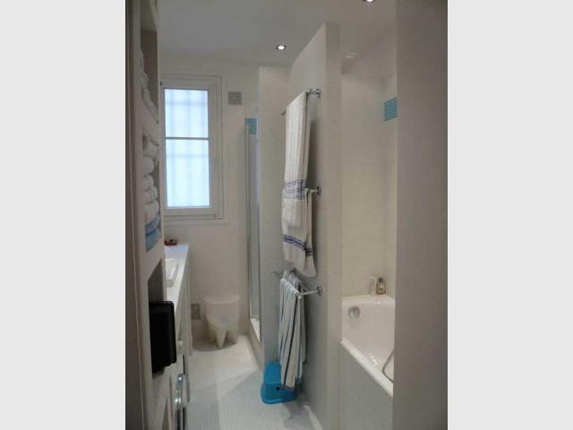 salle de bains 1 appart fle blanc
