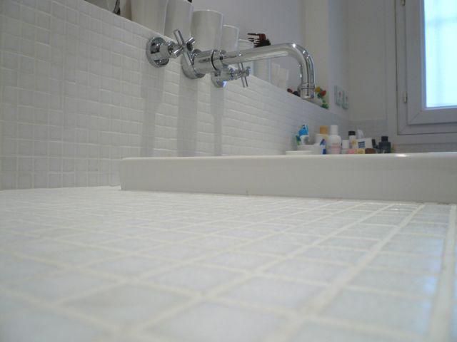 salle de bains 2 appart blanc fle