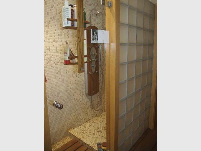douche maison carole