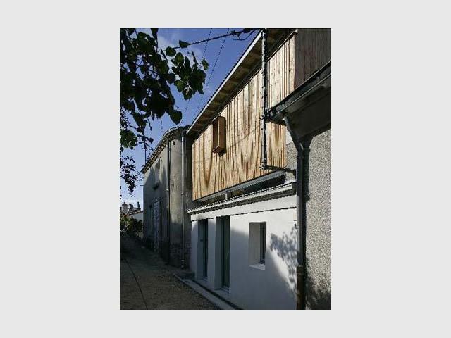 2e prix extension bois angers 2006