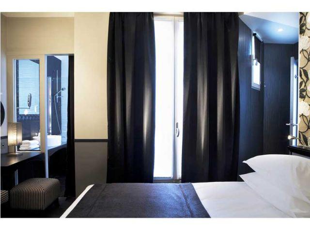 Chambre art nouveau hotel des arts