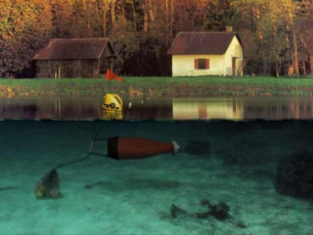 Hydrolienne - Vincent Vandenbrouck