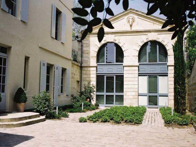 maison bord'eaux façade