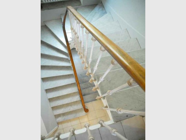 escalier Moma