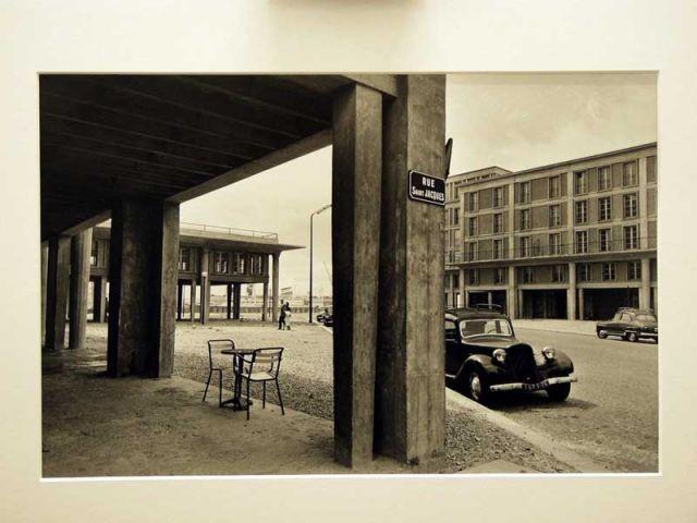 rue St Jacques, Le Havre - L. Hervé, Musée Malraux