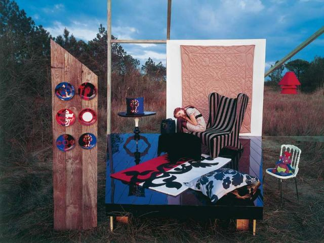 christian lacroix la redoute. Black Bedroom Furniture Sets. Home Design Ideas
