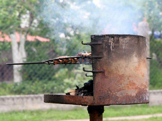 barbecue pourri