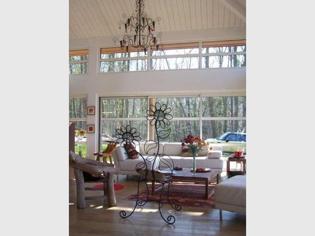 une maison feng shui. Black Bedroom Furniture Sets. Home Design Ideas