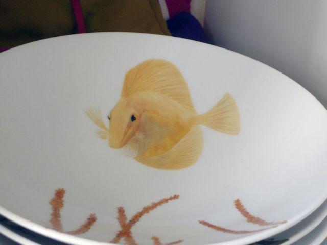 Tralalart poisson