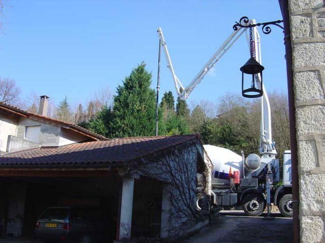 rehab nico camion beton