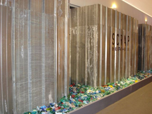 Stand d'Elisabeth Leriche Maison et objet 2007