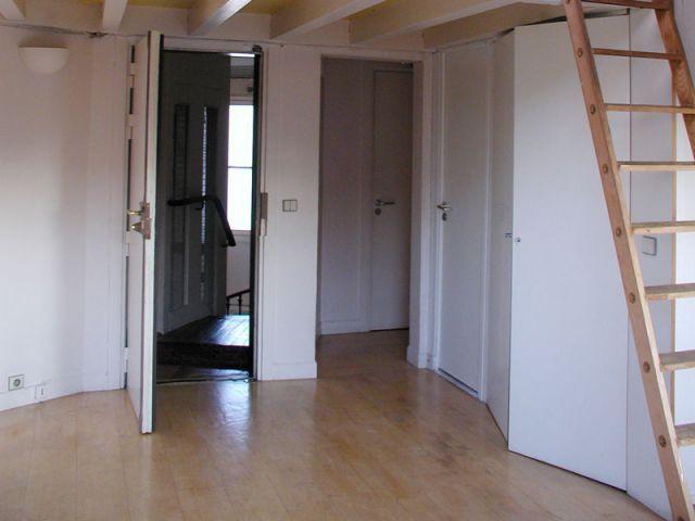 logement vide porte ouverte etat des lieux