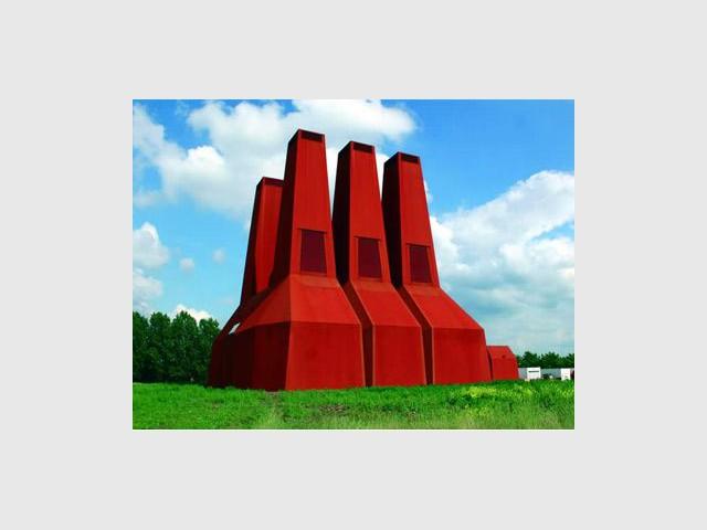 Centrale électrique (Pays-Bas)