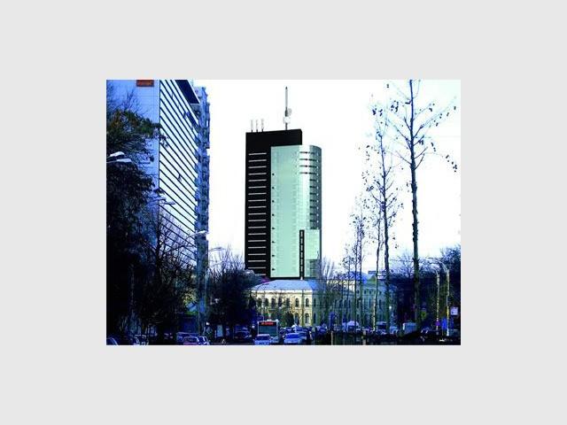 Tower Center International (Roumanie)