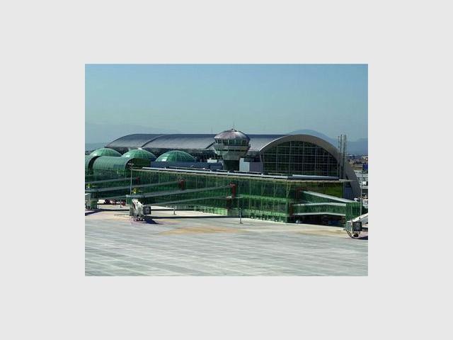 Aéroport Izmir Adnan Menderes (Turquie)