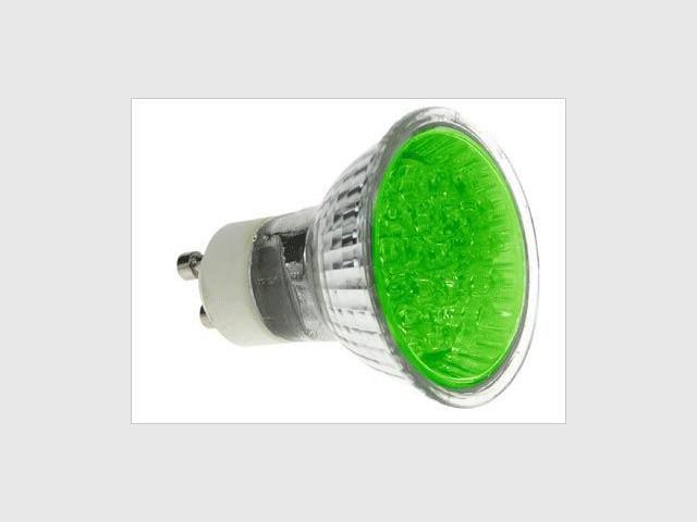 energie ampoule spot vert pretexte