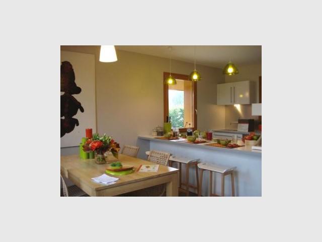 1 pavillon co vertueux pr s de paris for Maison geoxia