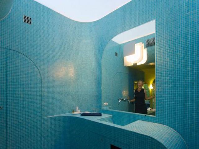 Salle de bains - Hôtel Everland