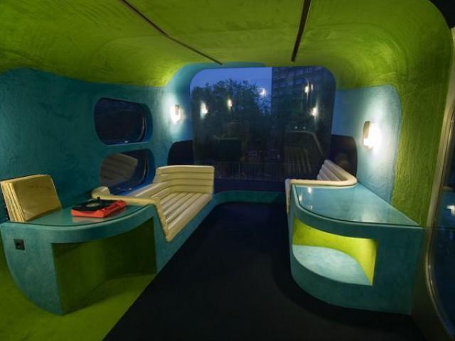 Lounge de nuit - Hôtel Everland