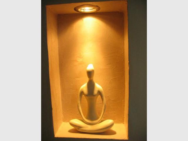 Statuette zen - Céline Roger - espace zen