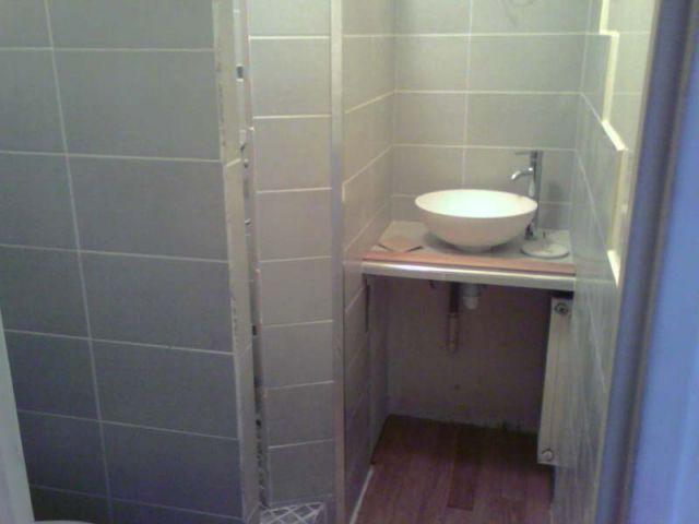 Travaux... - Salle de bain Michael