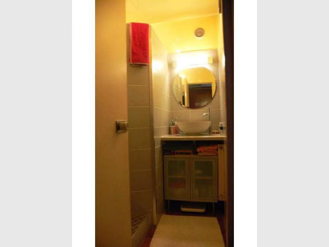 Entrée - Salle de bain Michael