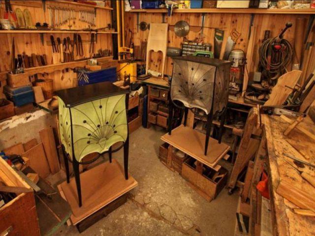 Atelier à Dieppes - Atelier