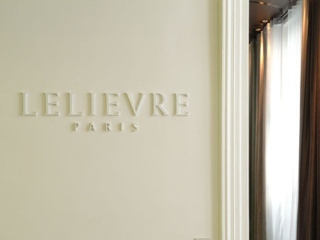 Lelièvre show room 1