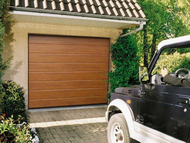 Quand la maison s 39 ouvre - Porte garage wayne dalton ...