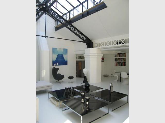 les cl s pour am nager et d corer un loft. Black Bedroom Furniture Sets. Home Design Ideas