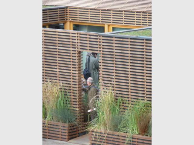 Structure en bois - Maison 2050