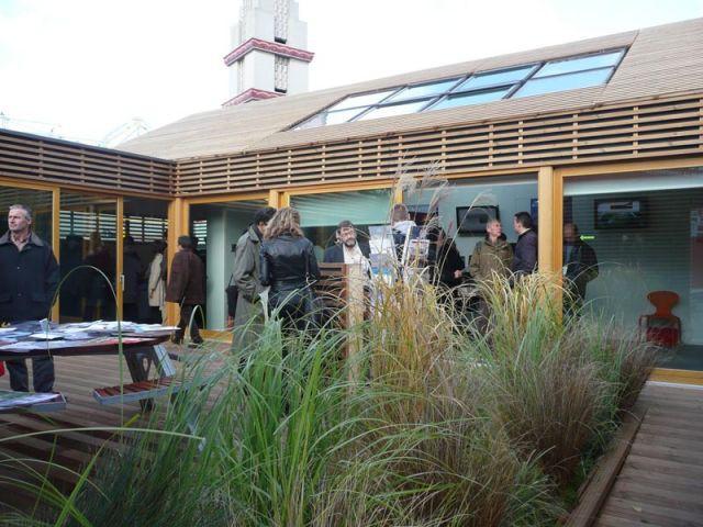Le patio - Maison 2050
