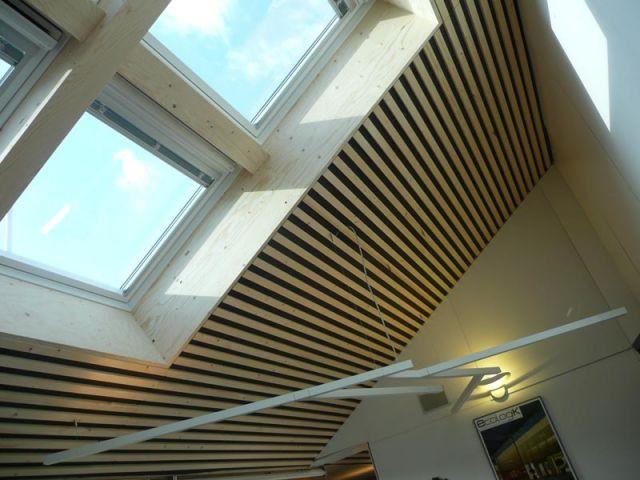 Plafond - Maison 2050