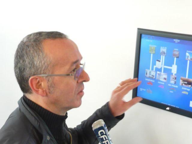 Tableau de bord énergétique - Maison 2050