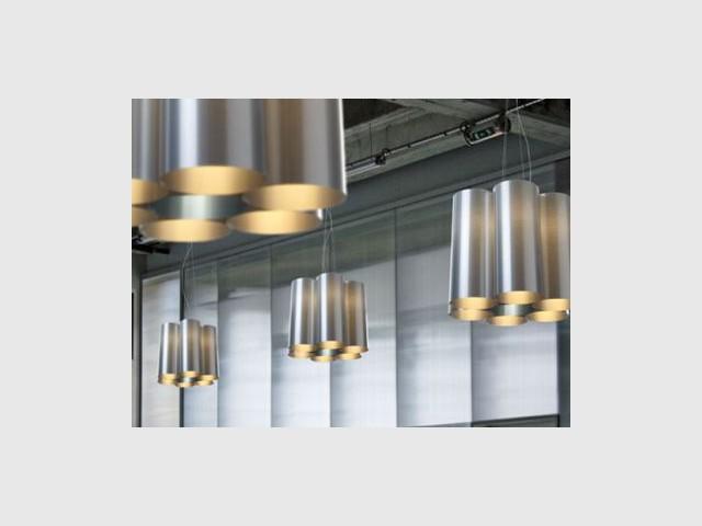 Lampes industrielles - Dix heures dix