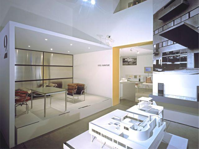 Maquette Villa Savoye Le Corbusier
