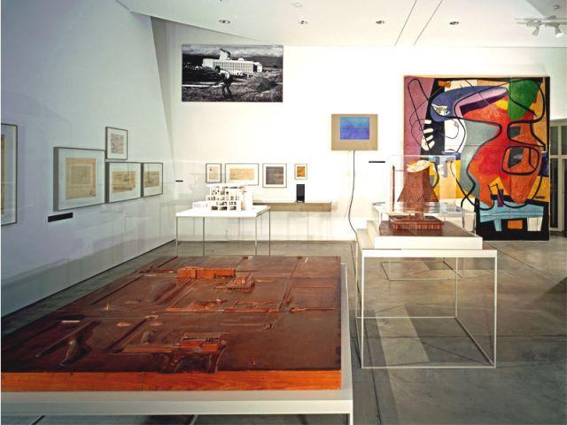 Décoration murale Le Corbusier