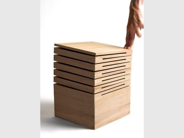 Gamme bois - Banc - Gamme bois - Design Pyrénées