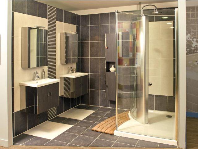 Salle de bain aquamondo