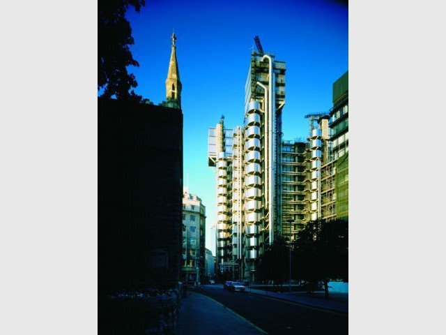 Lloyds of London - pritzker2007