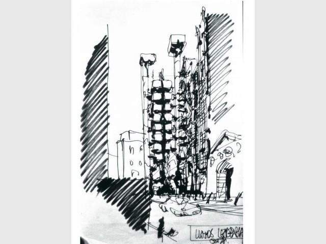 Croquis Lloyds of London - pritzker2007