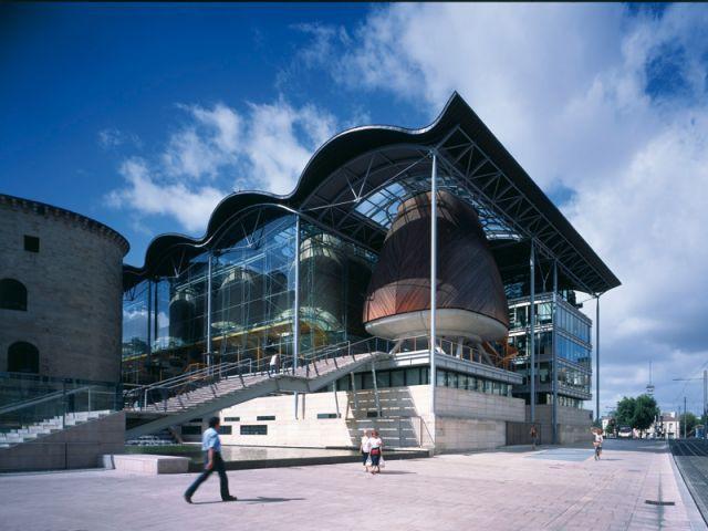 Palais de Justice de Bordeaux - pritzker2007