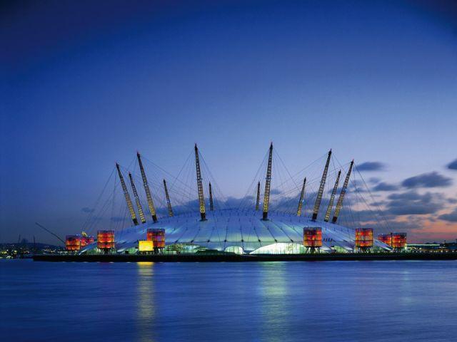 Millennium Dome Londres - pritzker2007