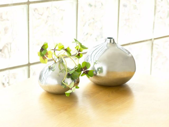vases ronds Thomas Chavel design