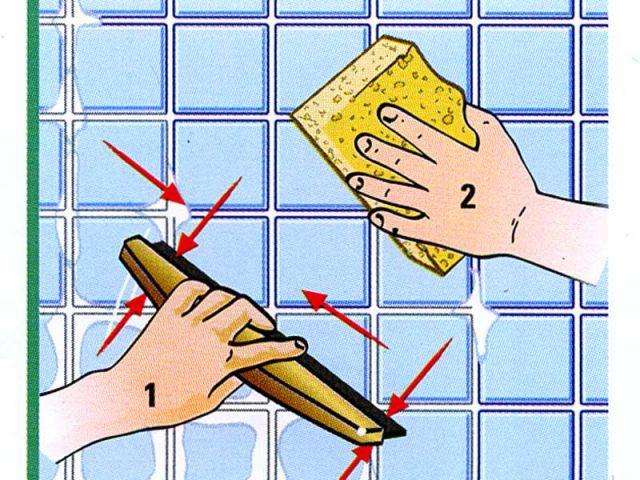 Poser la pâte à jointoyer - étape 2 - fiche pratique - les joints