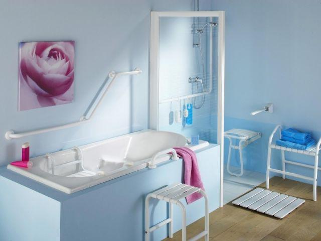 une maison adapt e et accessible. Black Bedroom Furniture Sets. Home Design Ideas