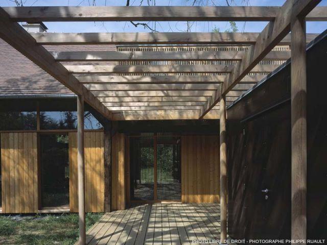 Maison Billard (18) - Palmares Bois Centre