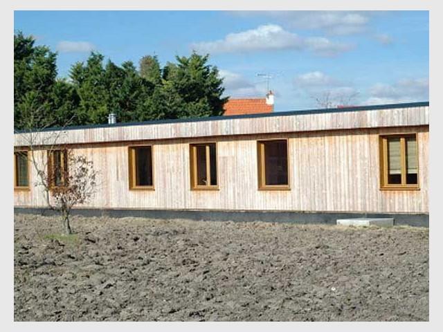 Wood Box à Ingré (45) - Palmares Bois Centre