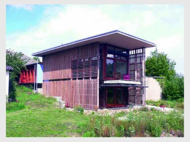 Maison Gilson à Chartres (28) - Palmares Bois Centre