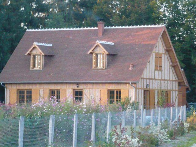 Maison à Chaon (41) - Palmares Bois Centre